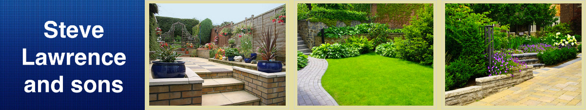 Steve Lawrence and Sons garden and property maintenance
